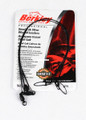 """Berkley 3W1245BL Wire Wound Steelon - Leader 3Pack 12"""" 45# Black - 3W1245BL"""