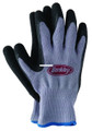 Berkley BTFG Non-Slip Coated - Fisherman's Glove Blue & Grey - BTFG