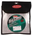 Berkley BGLC150-15 Trilene Big Game - Mono Leader 150Lb 110yd Clear - BGLC150-15