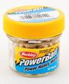"Berkley EBPHWN PowerBait Power - Honey Worm, 1"", 55 per Jar Natural - EBPHWN"