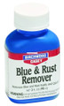 Birchwood Casey 16125 Blue & Rust - Remover 3oz State Laws Apply - 16125