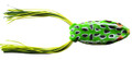 """Booyah BYPC3901 Pad Crasher Hollow - Body Frog, 2 1/2"""", 1/2 oz, Leopard - BYPC3901"""
