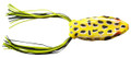 """Booyah BYPC3900 Pad Crasher Hollow - Body Frog, 2 1/2"""", 1/2 oz, Swamp - BYPC3900"""