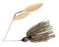 Booyah BYBT14641 Tandem Blade - Spinnerbait, 1/4 oz, Gold Shiner - BYBT14641