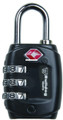 Bulldog BD8020 TSA Approved Lock - Single Pack w/Steel Shank - BD8020