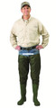 Caddis CA2301W11 Hip Boots Ultra - Lite PVC Sz11 - CA2301W11