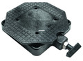 Cannon 2207003 Low-Profile Swivel - Base for Cannon Downriggers - 2207003