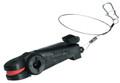 Cannon 2250009 Uni-Line Adjustable - Downrigger Line Release, Black - 2250009