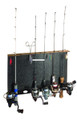 Catch Cover CC12 Wall Mount Ice - Combo Rack - CC12