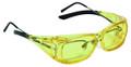 Champion 40634 Over-Spec Ballistic - Glasses, Amber - 40634