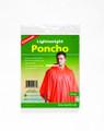 Coghlans 9267 Lightweight Poncho Org - 9267