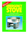 Coghlans 9560 Emergency Stove - Includes 24 Fuel Tablets - 9560