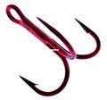 Daiichi D99Q-6 Treble Hook, Size 6 - Standard Point, Round Bend, Light - D99Q-6