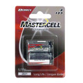 Dorcy 41-4108 Mastercell 2 Pack - Lithium 123A, 3 Volts - 41-4108