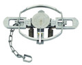 "Duke 0501 Coil Spring Trap, Offset - Jaw, #3 CS OS, 6"" Jaw Spread - 501"