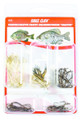 Eagle Claw 619H Panfish/Crappie - Hook Assortment, Size 2 - 8 - 619H