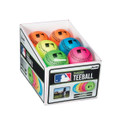 Franklin 23342S4 Franklin MLB Neon - Rubber Teeball 12 pc PDQ - 23342S4