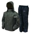 Frogg Toggs AS1310-105XX All Sport - Rain Suit, Stone Black Size 2X - AS1310-105XX