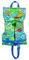 Full Throttle 104200-500-000-15 - Character Vest Infant/Child Fish - 104200-500-000-15