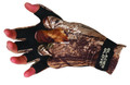 Glacier 707RT-L Windproof Fleece AP - Camo Fingerless Glv Neo Palm Lg - 707RT-L