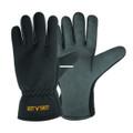 Hot Shot 00-500C-M Mens 2.0mm Full - Finger Neoprene Fishing Glove - 00-500C-M