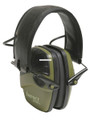 Howard Leight R-01526 Impact Muff - NRR 22 Sport Electronic Grn/Blk band - R-01526