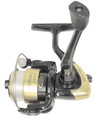 HT DS-102GC Denali Spin Reel 2BB - Gold Clampacked - DS-102GC