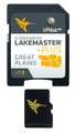 Humminbird HCILIAP1 LakeMaster PLUS - Digital Chart Great Plains, Version - HCILIAP1