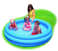 "Intex 58446EP Crystal Blue Pool - 66""x16"" Inflatable Age 3+ - 58446EP"
