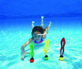 Intex 55503 Dive Fun Balls 3-Colors - Age 6+ - 55503