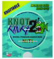 Knot2Kinky NT01015 Leader Wire 25lb - 15ft - NT01015