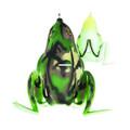 """Lunkerhunt CF04 Combat Frog Hollow - Body Frog, 2 1/2"""", 3/4 oz, Fox Trot - CF04"""