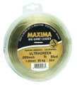 Maxima BGG-50 Big Game Leader - Dispenser 50Lb 55 Yds Ultra Green - BGG-50