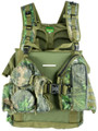 Primos 65716 Rocker Hunting Vest - Fold Down Seat, Molded Call Pockets - 65716