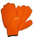 Promar GL-M Rubber Glove Org M - GL-M