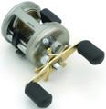 Shimano CDF301A Cardiff 300 Round - Baitcast Reel, LH, 4BB + 1RB, 5.8:1 - CDF301A