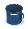 Stansport 15995 Enamel Coffee Mug - Stainless Edge - 22 Oz - 15995