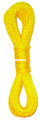 "Willapa 00225 Rope Hollow Braid - Poly 1/4""x50' Yellow - 225"