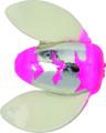 Wordens 052-3-DTUP-GL Spin-N-Glo - Winged Drift Bobber, #4, Double - 052-3-DTUP-GL
