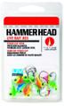 VMC DHHJ14UVK Hammer Head Jig UV - Kit 1/4 Assorted - DHHJ14UVK