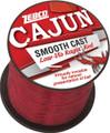 Cajun CLLOWVISQ8C Red Cajun Low Vis - 1/4# Spool 8LB - CLLOWVISQ8C