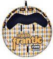 "Rave 02408 Mass Frantic 4-Rider - Towable, 76"" (163cm) diameter - 2408"