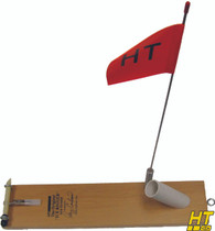ICE RIGGER - ROD HOLDER WITH FLAG BITE SIGNAL