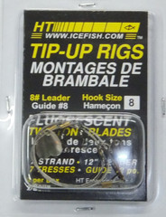 #8 WALLEYE RIGS / 2/PKG