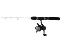 "ICE MASTER DX COMBO 18"" ULTRALIGHT W/DS-102S REEL"
