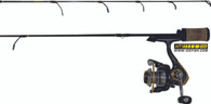 "HT ARCTIC FUSION TX 25"" MEDIUM ACTION ICE COMBO"