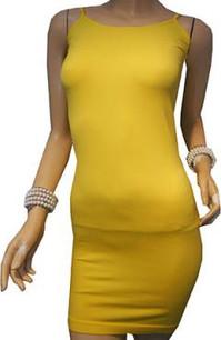 Mustard Long Camisole