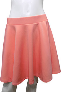 Coral Scuba Skirt