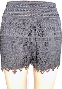 SH01 Black Shorts