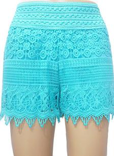SH01 Mint Shorts